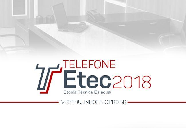ETEC Telefone
