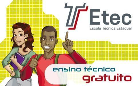 Vestibulinho ETEC 2 Semestre 2019