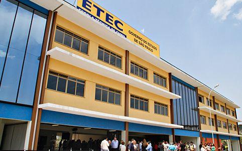 Cursos ETEC 2019