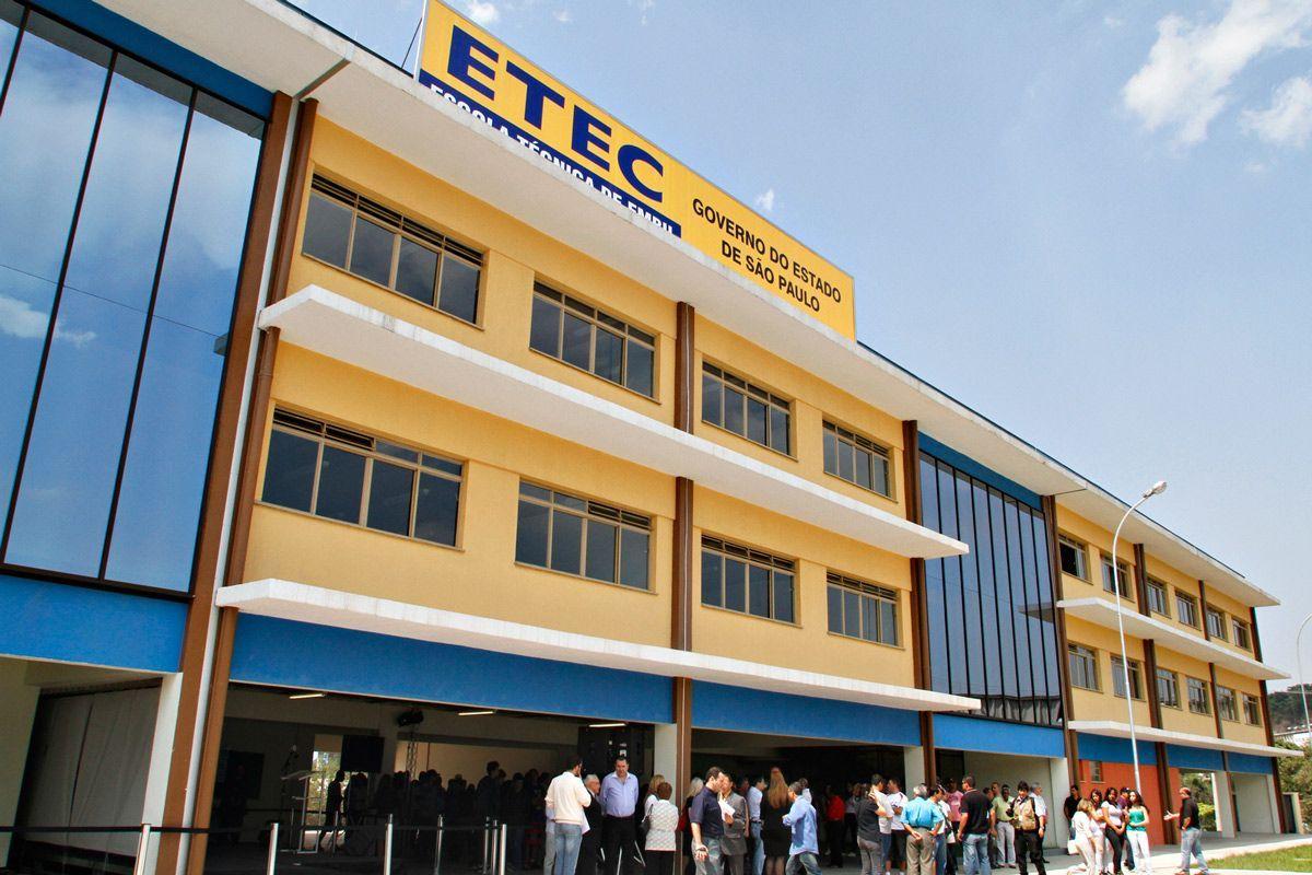 ETEC 2020 Inscrição