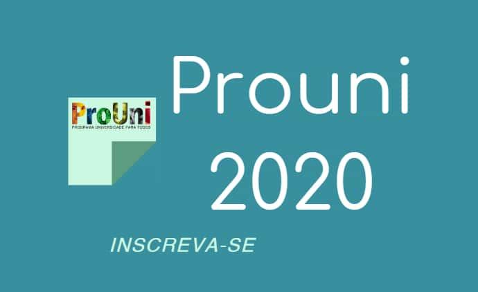 PROUNI 2020