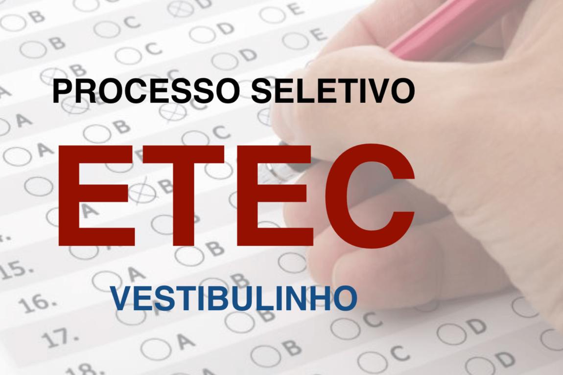 Vestibulinho ETEC